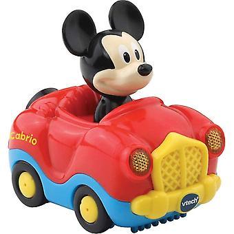 80-511004 TUT Baby Mickys Cabrio Flitzer Fahrzeuge Babyauto, bunt