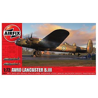 Avro Lancaster B. III plastic model vliegtuig Kit