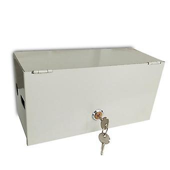 Wodoodporna pokrywa obudowy z zamknięciem pudełka ze stali