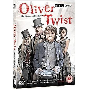 Oliver Twist 2007 DVD