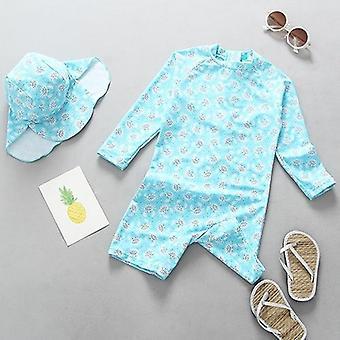 Dziewczyny Stroje kąpielowe- Kostiumy kąpielowe, Jednorożec Beachwear