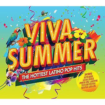 Viva Summer CD