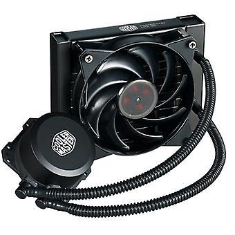 Cooler Master MasterLiquid Lite 120 Universal Socket 120mm PWM 2000RPM Black AiO Liquid CPU Cooler