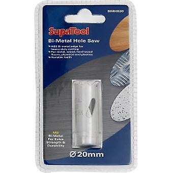 SupaTool Bi-Metal Hålsåg 20mm
