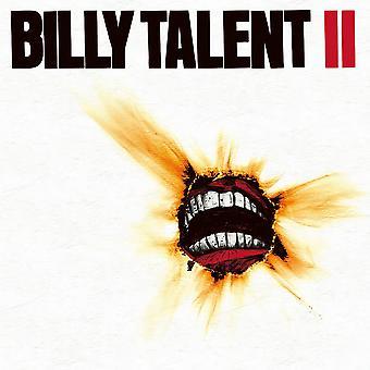Billy Talent - Billy Talent II Edición Limitada Vinilo Blanco