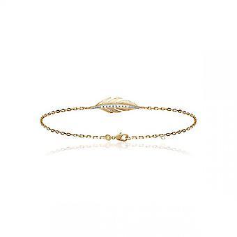 Bracelet-Femme-UWZW34Z-- Plaqu� Or