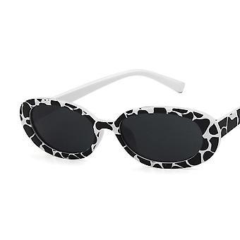 Small Oval Frame Sun Glasse