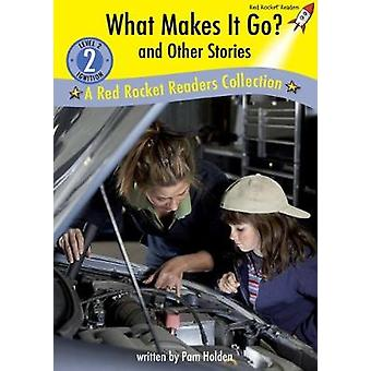 What Makes it Go And Other Stories by Pam Holden
