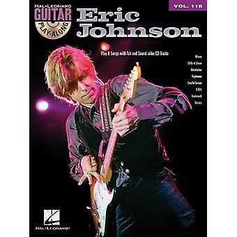 Eric Johnson () Guitarra [TAB], Livro com CD, Hal Leonard Europa
