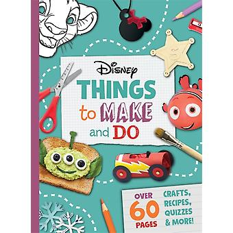 Disney Things to Make  Do by Igloo Books