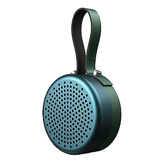 Remax RB-M39 Mini Portable Bluetooth Speaker Wireless Player Lanyard for Home Outdoor Travel Green