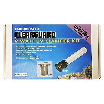 Pondmaster Clearguard Filter UV Clarifier Kit - 9 Watt UV Kit