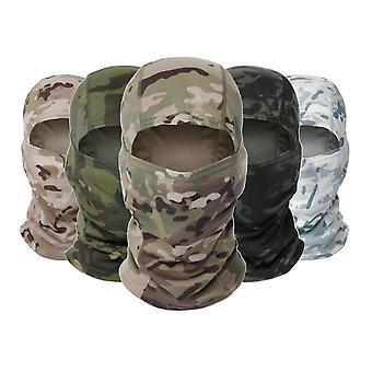 Winter Ski Balaclava Full Face Mask Cap Outdoor Warm Tactical Hat Windproof