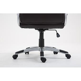 Toimistotuoli - Työpöytätuoli - Kotitoimisto - Moderni - Ruskea - Muovi