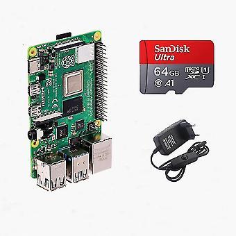 Computer Starter Kits Raspberry Pi 4 Modell b 4gb Starter Kit