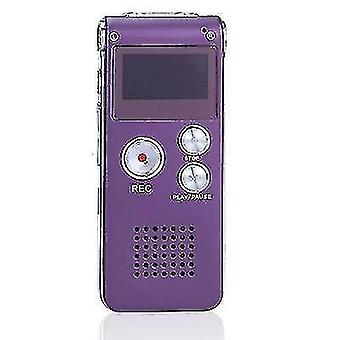 Music sound recordings 8g/16g digital voice recorder professional smart voice recorder mp3 player external playback