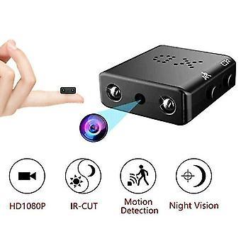 HD 1080Pスポーツ隠されたミニマイクロカメラスパイナイトビジョンセキュリティ記録カム