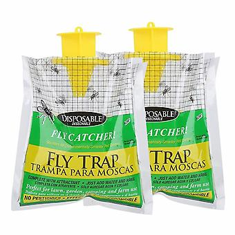 Disposable Fly Trap Fly Trap Fly Trap Insect Trap Suspension Pest Control Style Removal