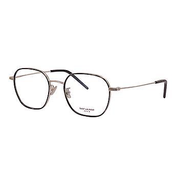 Saint Laurent Asian Fit SL 397/F 002 Silver Glasses