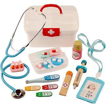 Trousse médicale, Playset de faux-semblant de médecin préscolaire