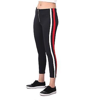 Side Stripe Skinny Jeans