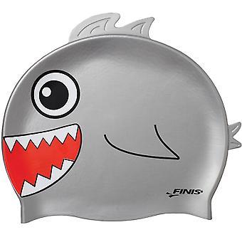 Cabeça do Animal FINIS juventude nada Cap - tubarão