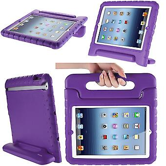 iPad Mini 3 Case, i-Blason, Apple iPad Mini met Retina Display, Armorbox Kido serie, staan Cover Case-paars