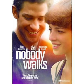 Ninguém caminha [DVD] EUA importar