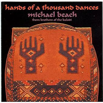 Michael Beach - Thousand Dances [CD] USA import