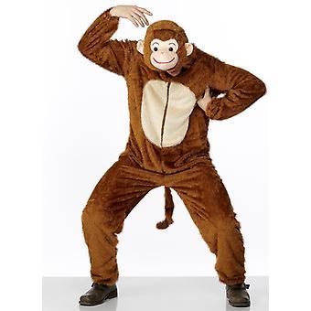 Affenkostüm Affe Kostüm Zoo Karneval Tierkostüm