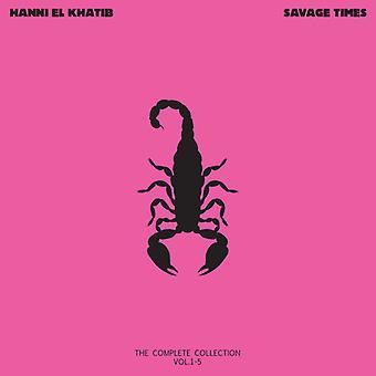 Hanni El Khatib - Savage Times [CD] USA import