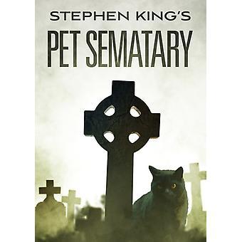Pet Sematary [DVD] USA import