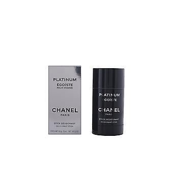 Chanel Égoïste Platinum Deo Stick 75 Ml voor mannen