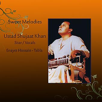 Khan * Shujaat / Hossain * Enayet - zoete melodieën [CD] USA import