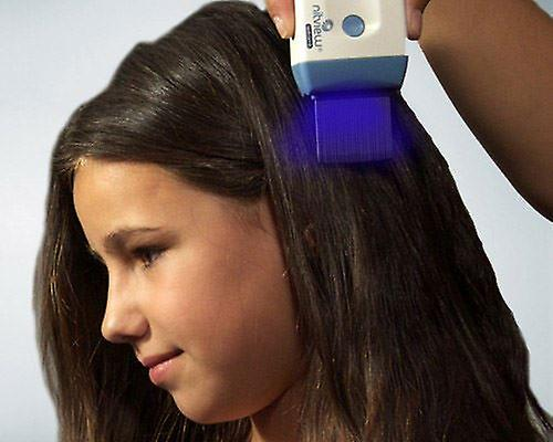 Nitview Ledcomb Revolutionary Head Lice Detector and Comb