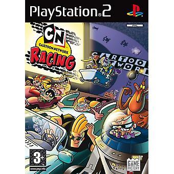 Cartoon Network Racing (PS2) - Nova Fábrica Selada