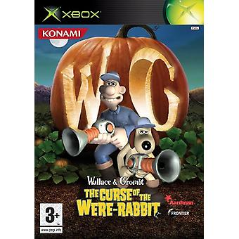 Wallace  Gromit The Curse of the Were-Rabbit (Xbox) - New
