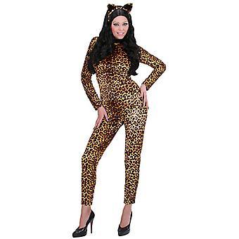 Leopardessa (kjeledress Choker ører)