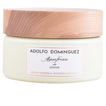 Adolfo Dominguez Agua Fresca de Azahar Cream 300 GR pro ženy