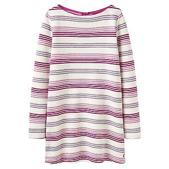 Joule Joule Jemma Longline Womens Jerseyshirt mit seitlichen Öffnungen (Z)