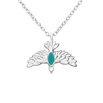 Bird - 925 Sterling Silver Plain Necklaces - W37610x