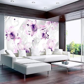 Wallpaper - Sounds of subtlety - violet