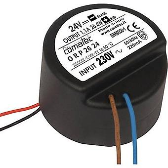Comatec ORP/26.24 AC/DC PSU module 1.10 A 26.40 W 24 V DC open cable ends
