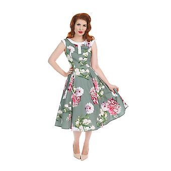 H&R Floral Hepburn Dress