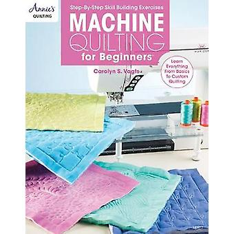 Machine Quilting for Beginners - Learn Everything from Basics to Custo