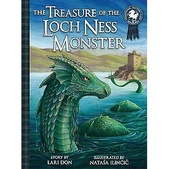 The Treasure of the Loch Ness Monster by Lari Don - 9781782504801 Book