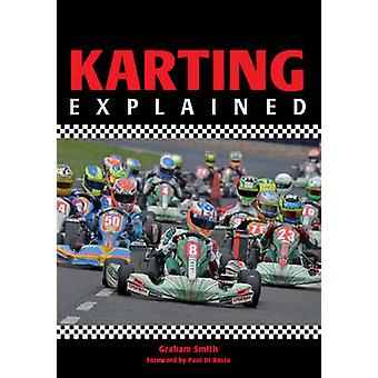 Karting Explained by Graham Smith - 9781847973795 Book