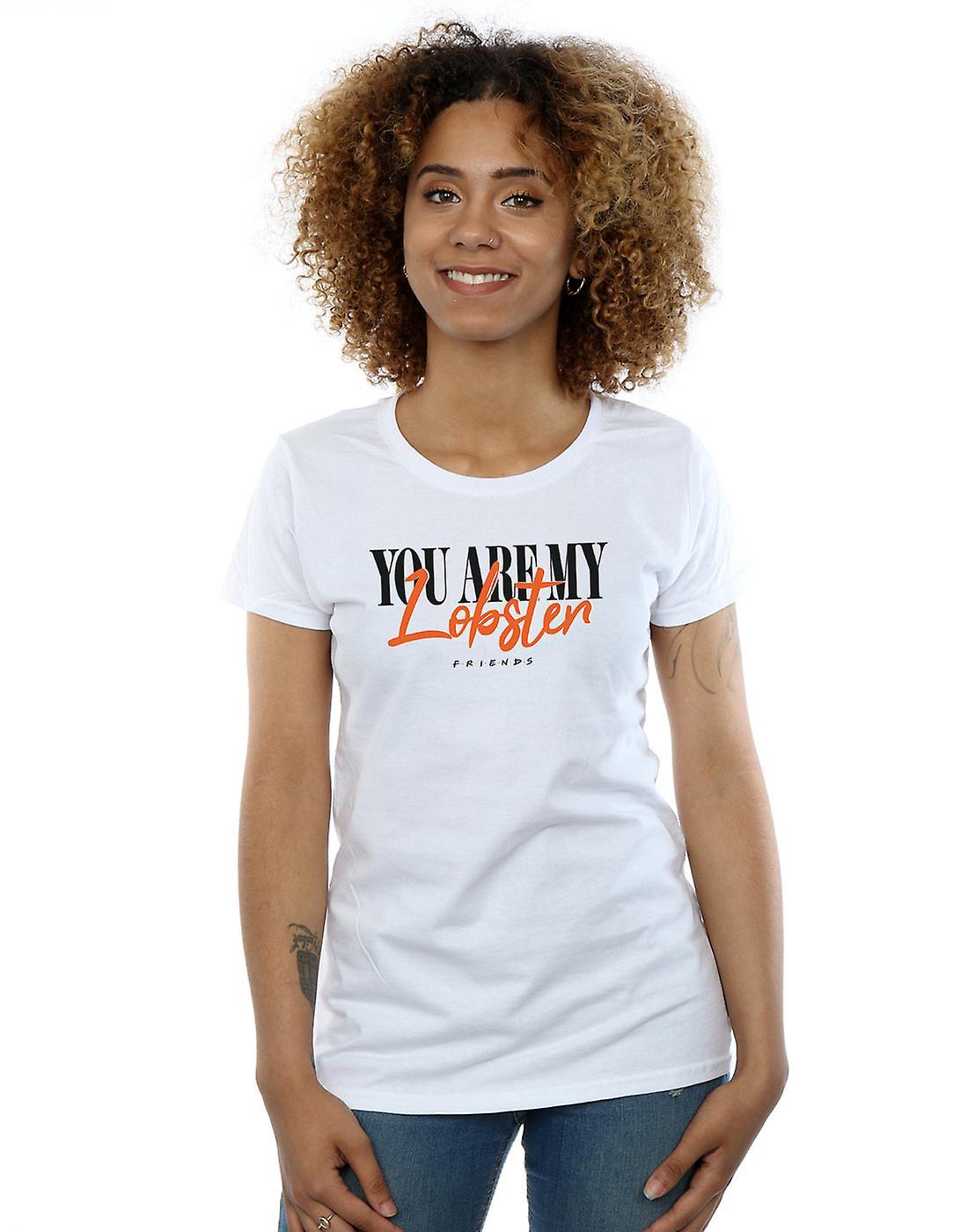 Friends Women's Lobster Soul Mates T-Shirt