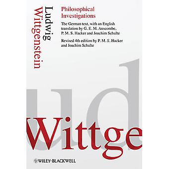 Philosophical Investigations (4th Revised edition) by Ludwig Wittgens