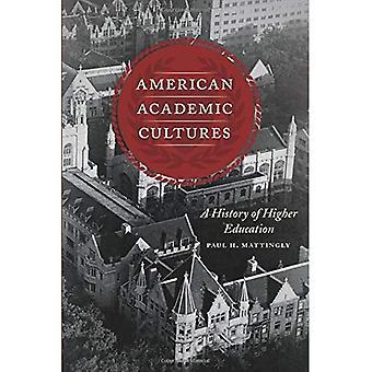 Culturas académicas americanas